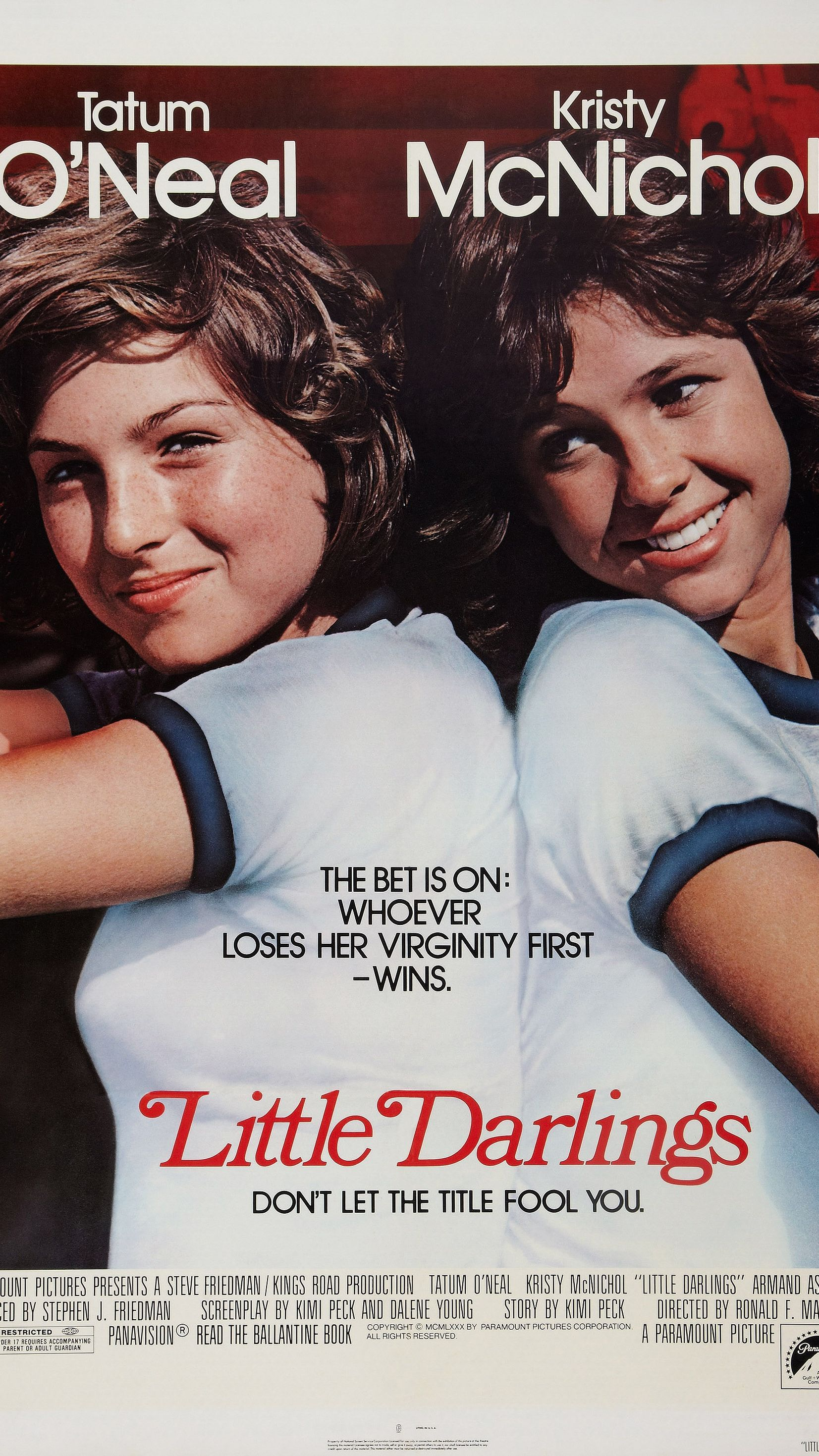 The 1980 Cult Classic 'Little Darlings' Is Finally Available to Stream
