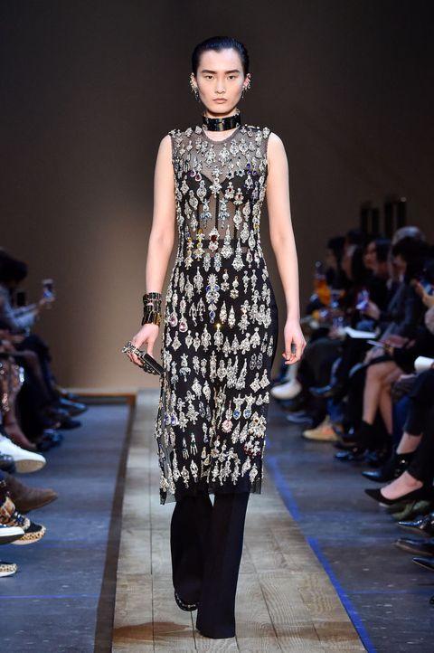 53e71067c014 Alexander McQueen   Runway - Paris Fashion Week Womenswear Fall Winter  2019 2020