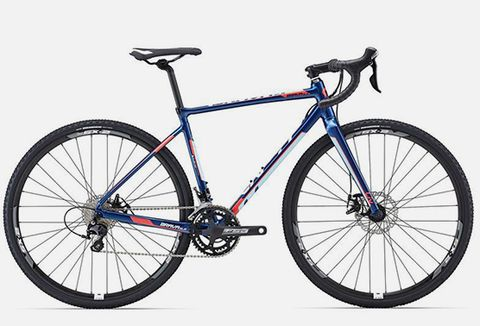 Liv Brava SLR cyclocross bike for women