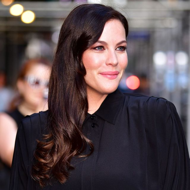 Liv Tyler 42 Shares Her Go To Products Age Defying Skin Secrets