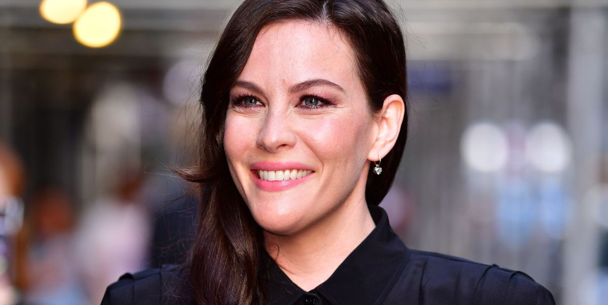 "Liv Tyler Reveals Her Go-To Products and ""Secrets"" for Smooth, Glowing Skin At 42"