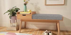 Lidl interiors collection - storage bench