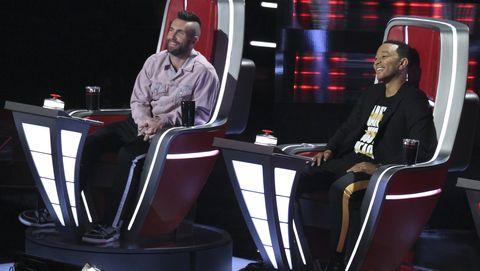 'The Voice' Coach John Legend Breaks His Silence on Adam Levine's Unexpected Exit