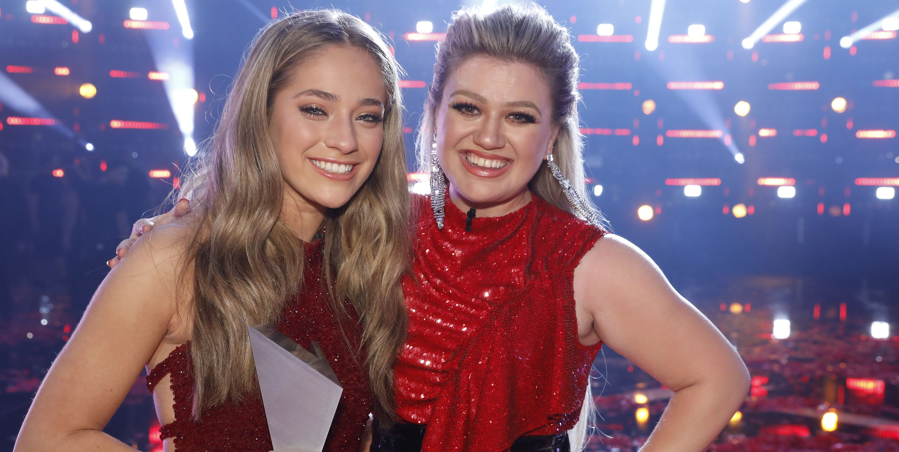 Is Kelly Clarkson Still in Touch With 'The Voice' Winner Brynn Cartelli?