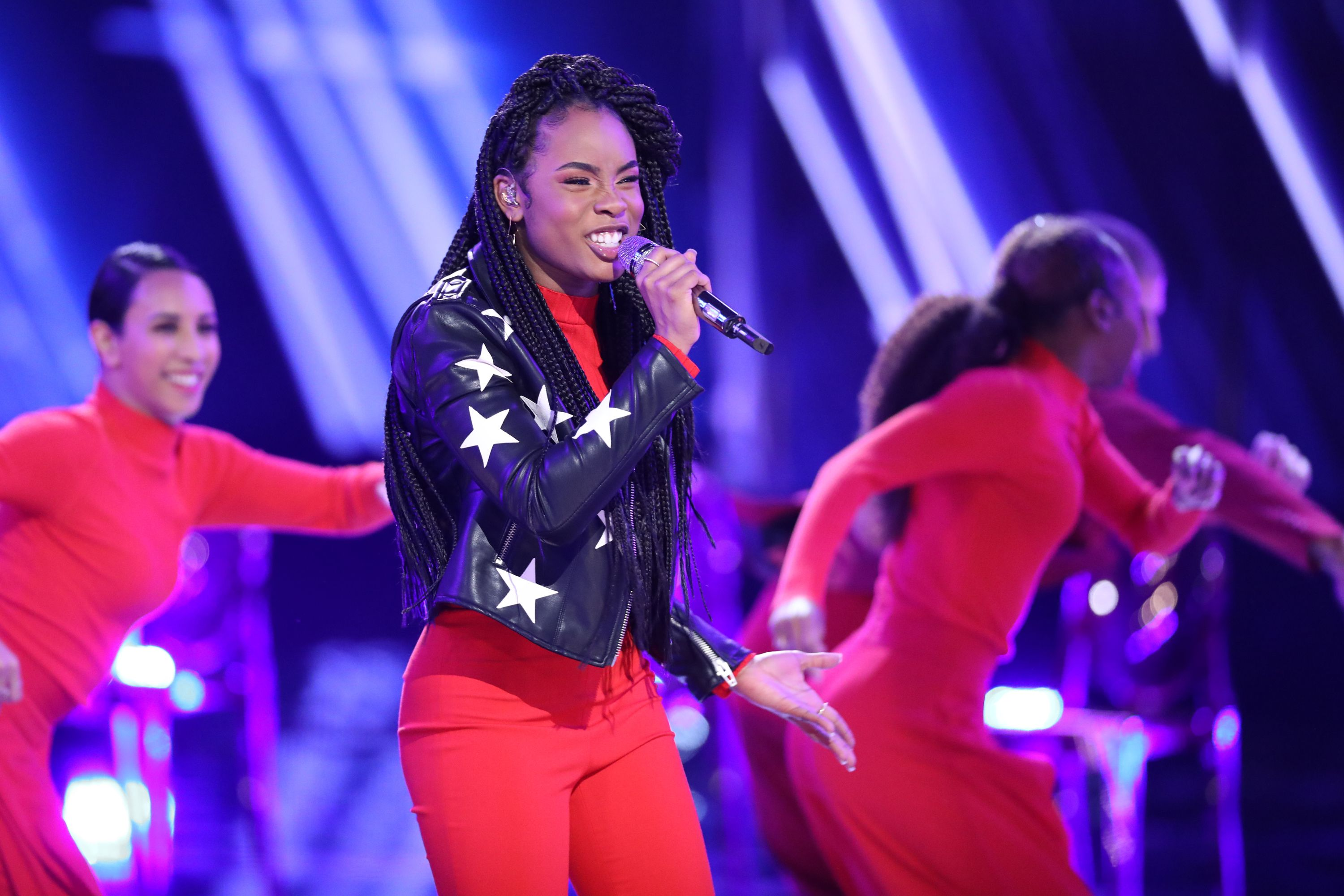 The Voice' Singer Kennedy Holmes Places 4th in Season 15