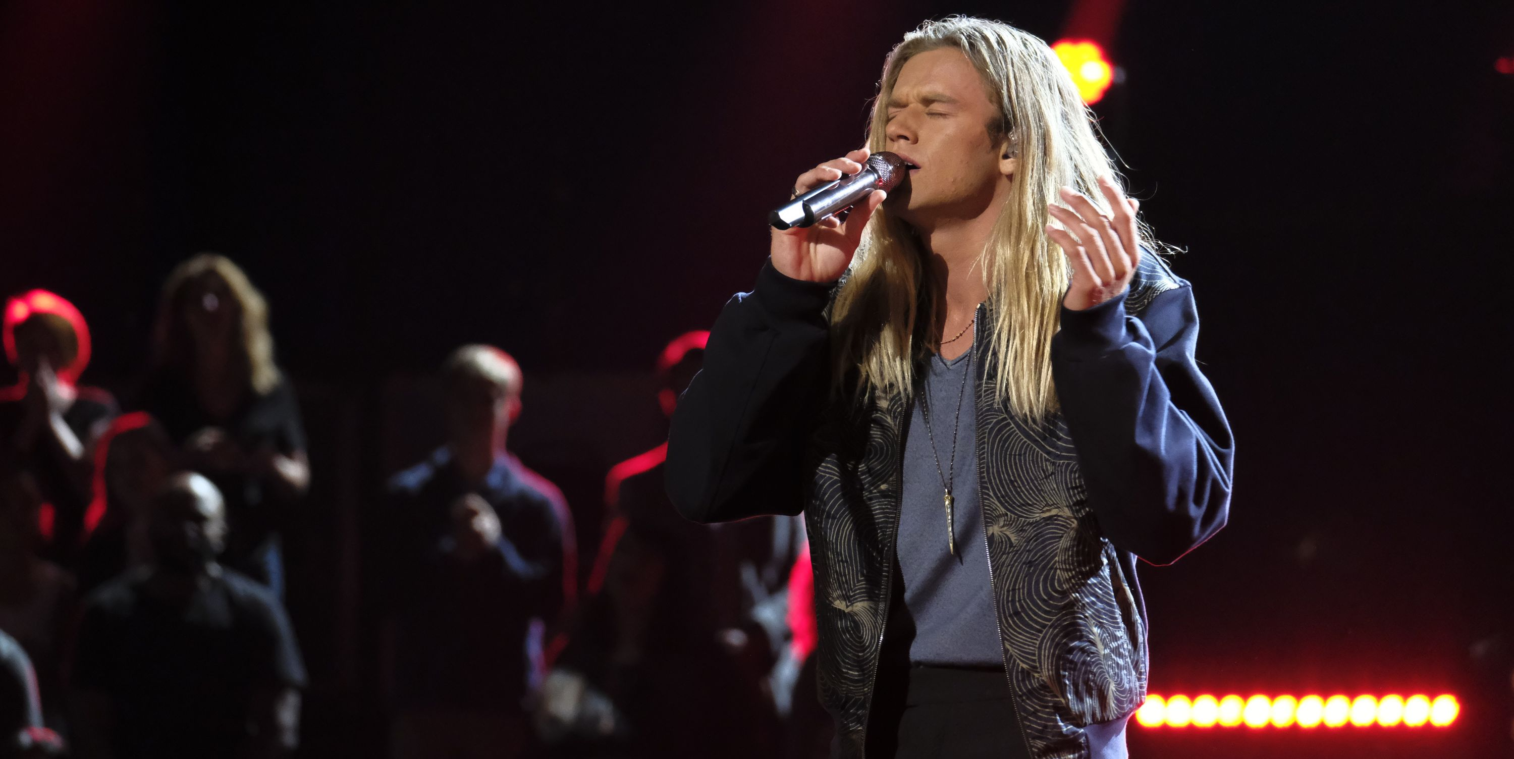 'The Voice' Fans Are Divided Over Frontrunner Tyke James's Intense Performance