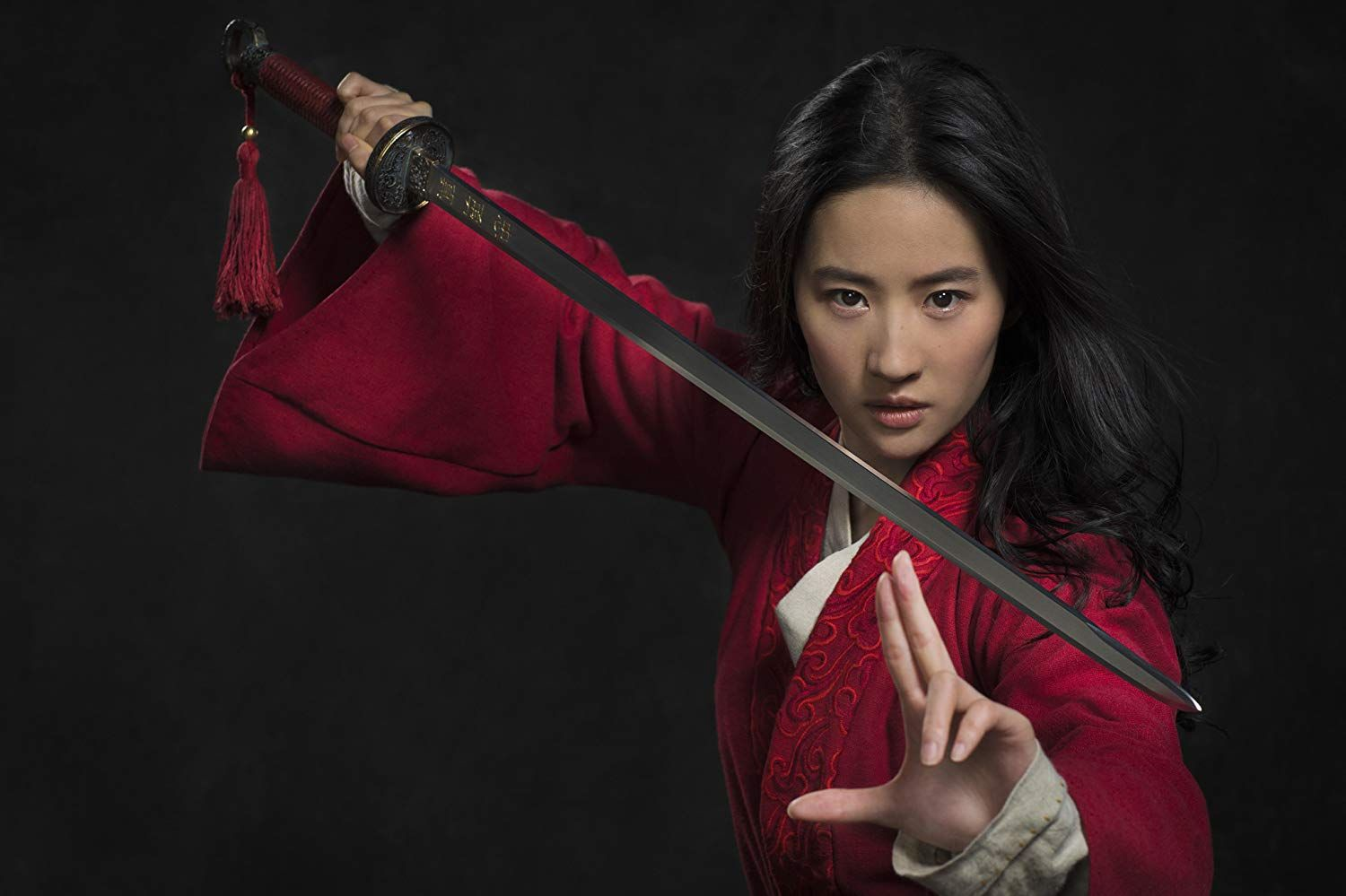 Image result for mulan live action liu yifei