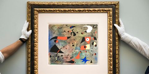 Picture frame, Art, Painting, Visual arts, Room, Collection, Interior design,