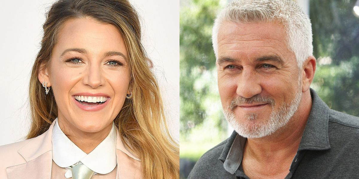 Paul Hollywood Weighed In on Blake Lively's Unicorn Cake