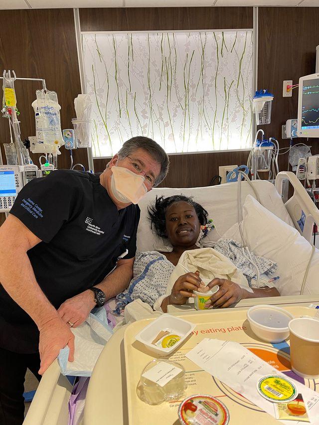 liver transplant hospital photo