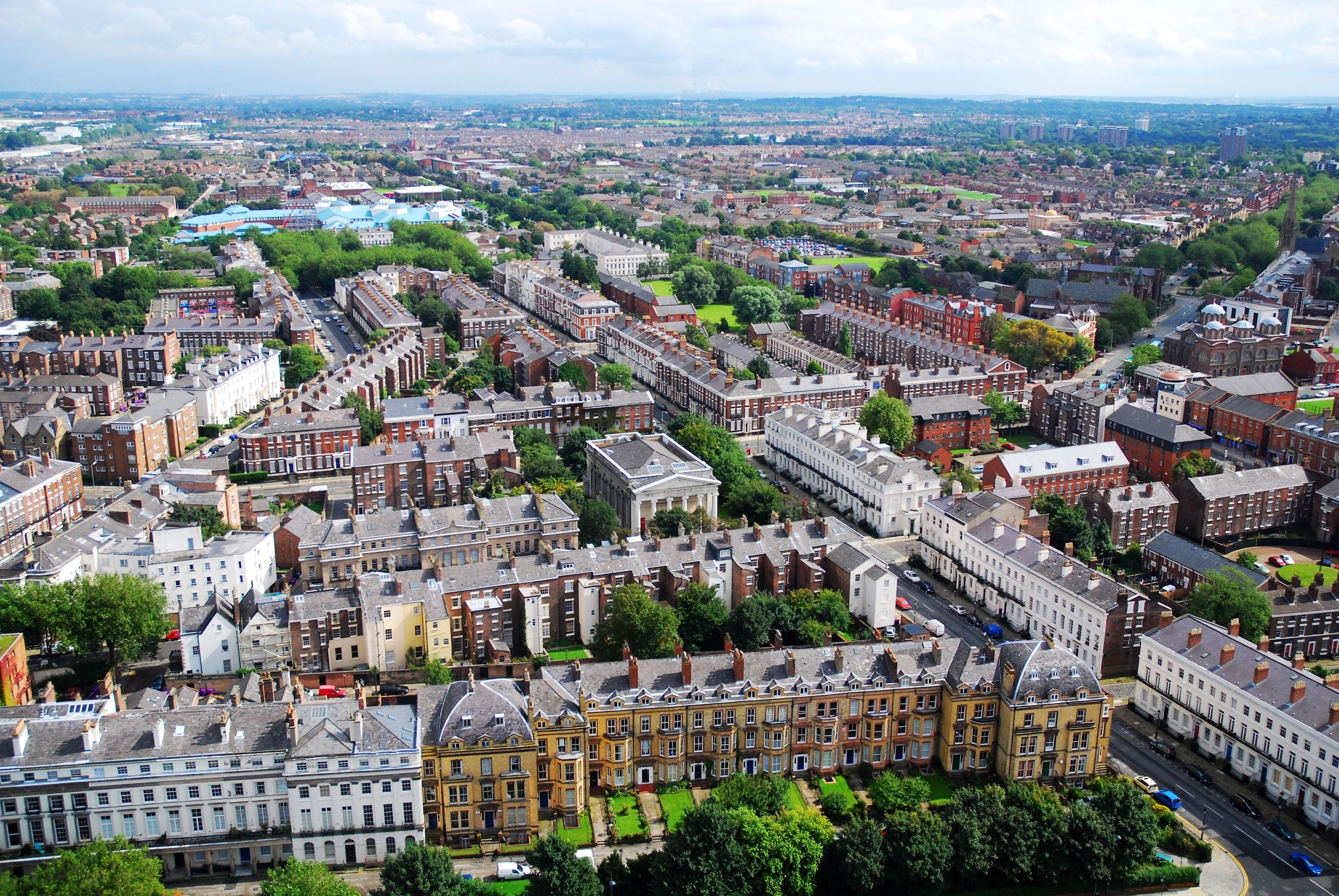 Top 10 safest cities to live in the UK