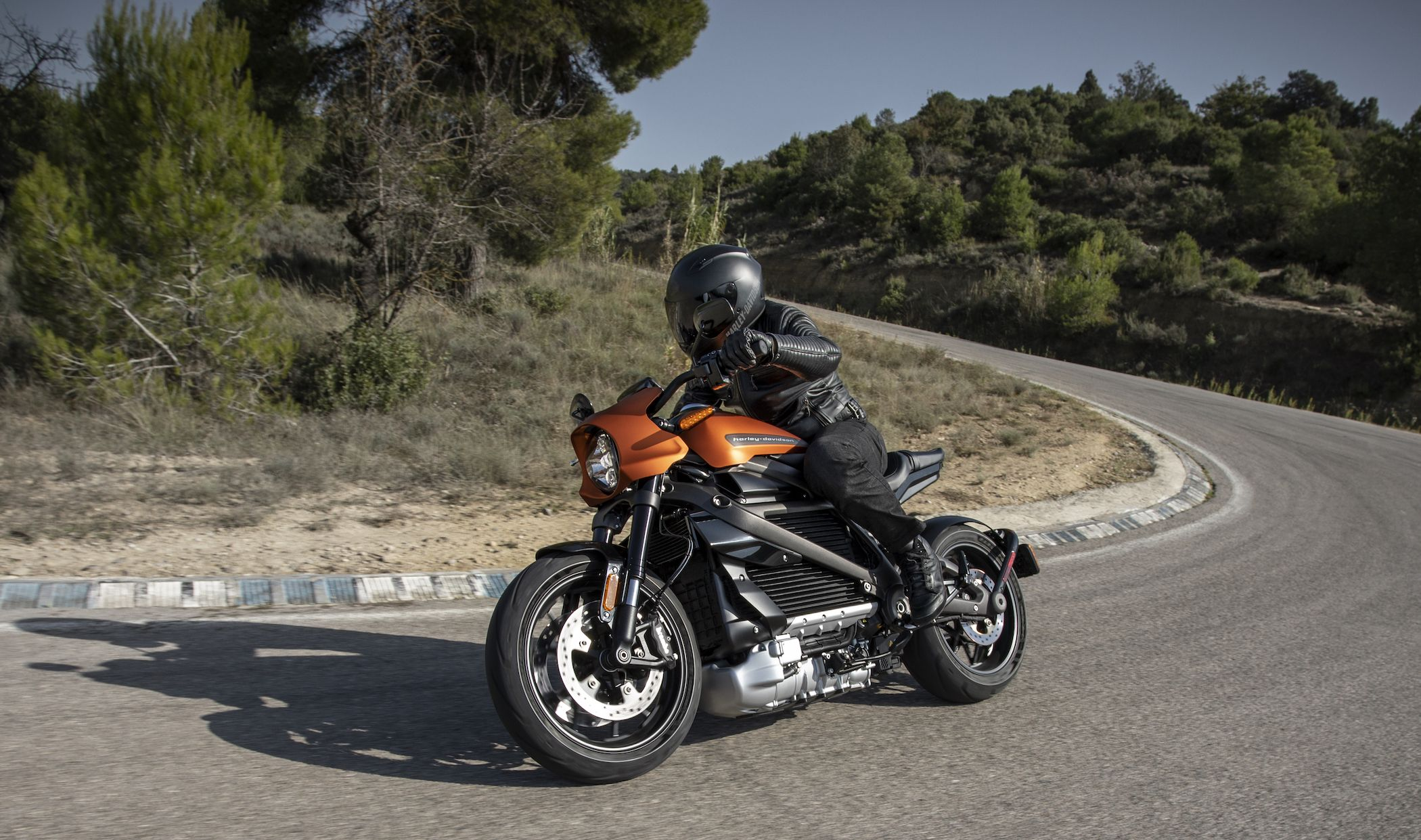 The Harley Davidson Livewire Electric Motorcycle Goes Public