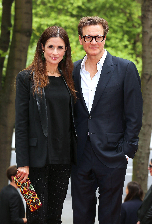 Colin Firth's Estranged Wife, Livia Giuggioli, Called Him Her ...