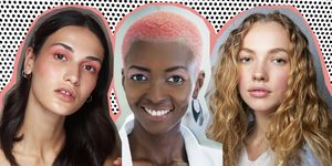 Pantone kleur 2019 - Make-up trends 2019 living coral