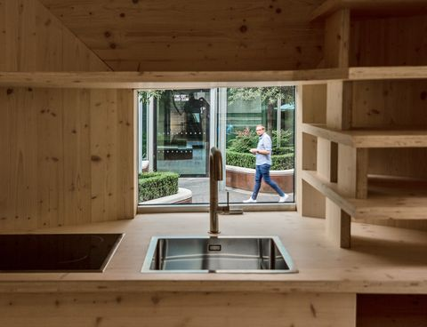 Tiny Modular Home In London Is Up For Auction On Ebay Tiny House