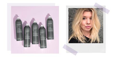 Living Proof dry shampoo review