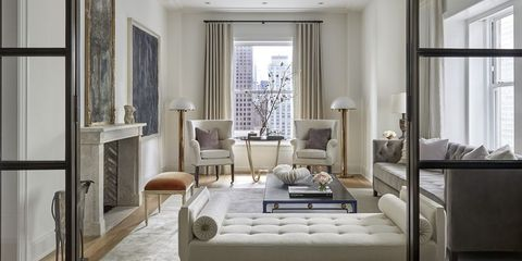 Image Tony Soluri Glam Chicago Living Room