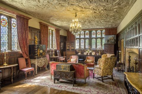 Grade I Listed 12 Bedroom Tudor Manor House For Sale In Dorset