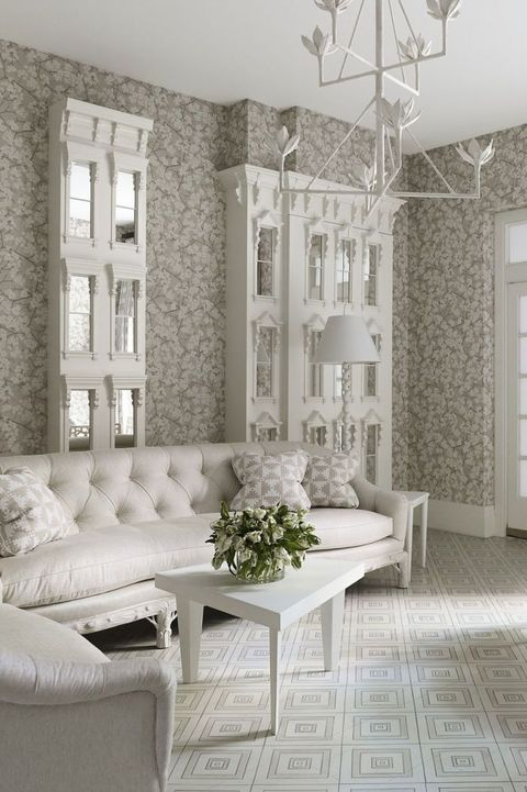 20 Inspiring Living Room Wallpaper Ideas Best Wallpaper Decorating Ideas