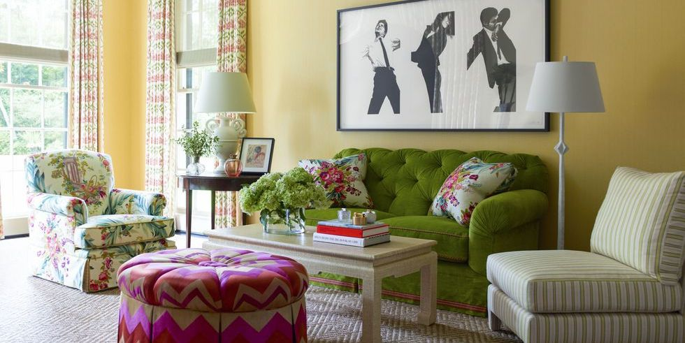 Inspiring Ways to Transform Your Living Room with Color