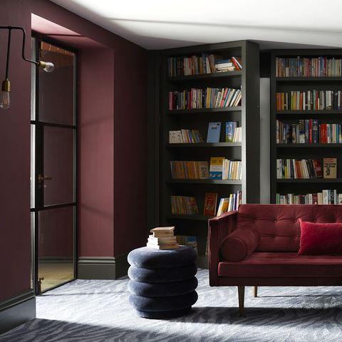 living room bookcase carpetright madagascar wilton carpet in denim zebra, £3999m2