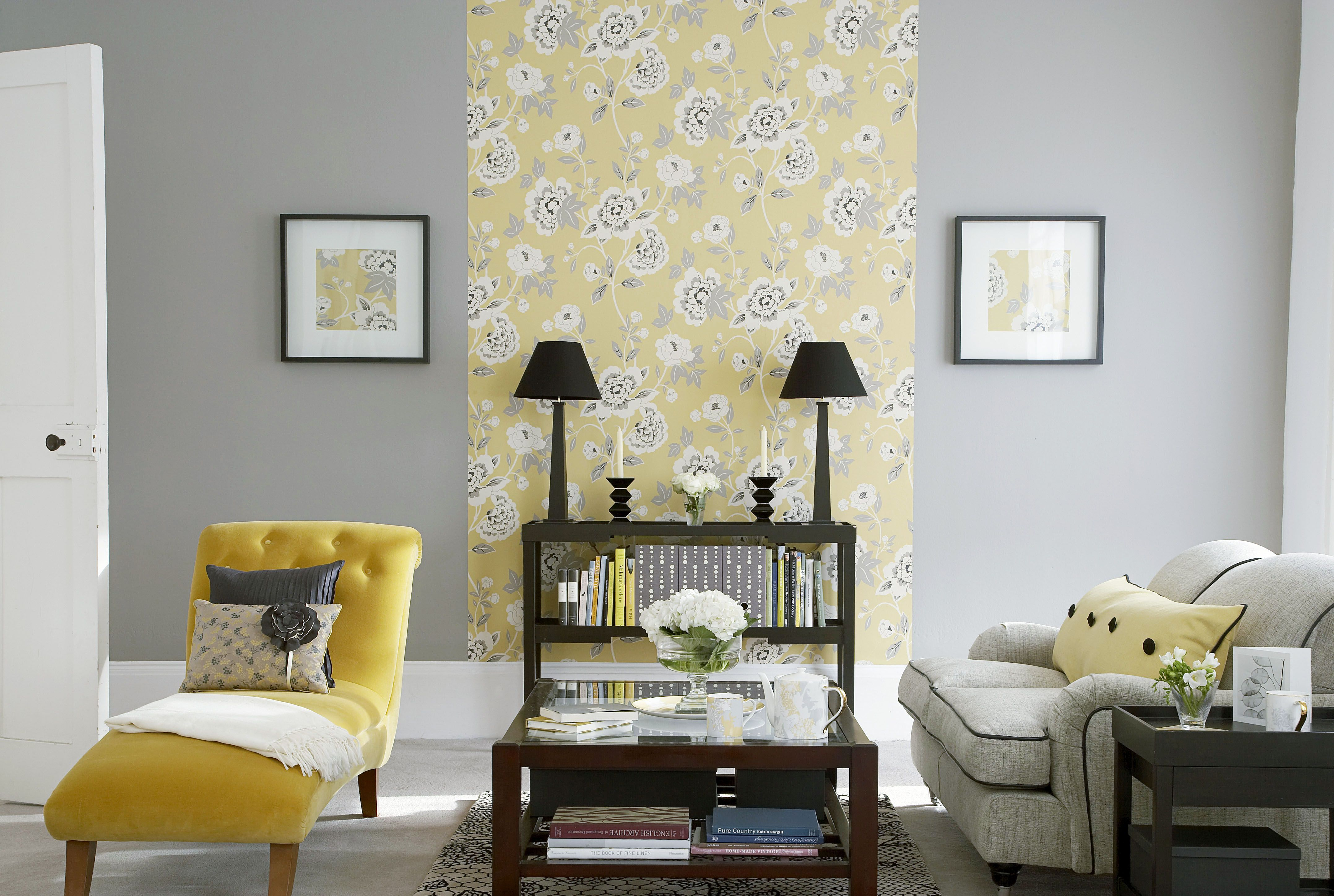 Bedroom Wall Painting Designs For Hall When It Comes To Accent Wall Painting Ideas Polka Dots Can Make A Room Playful And Cheery