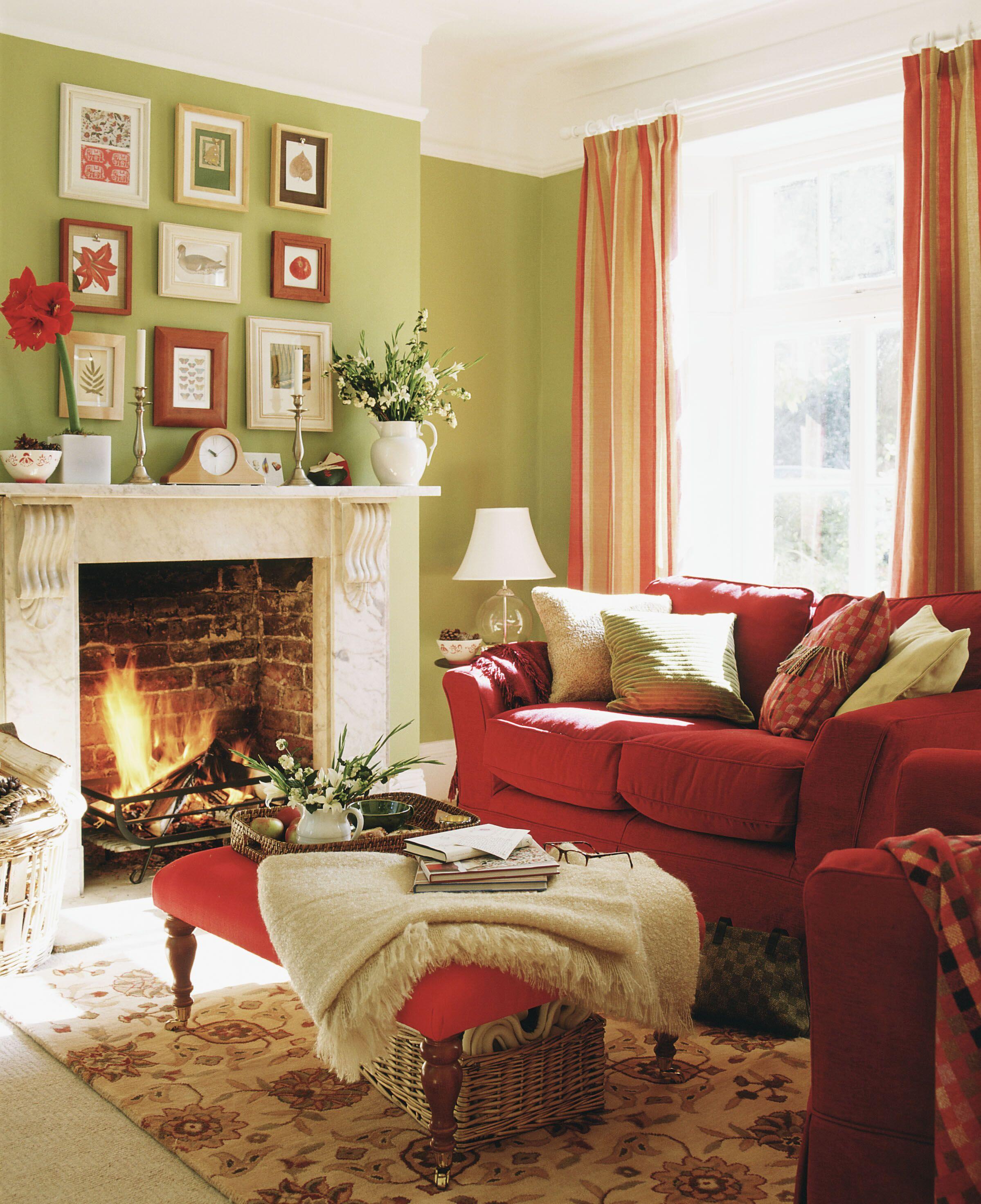 دكتاتور حزمة جوهرة What Color Curtains With Green Walls And Brown Furniture Groenconsult Com