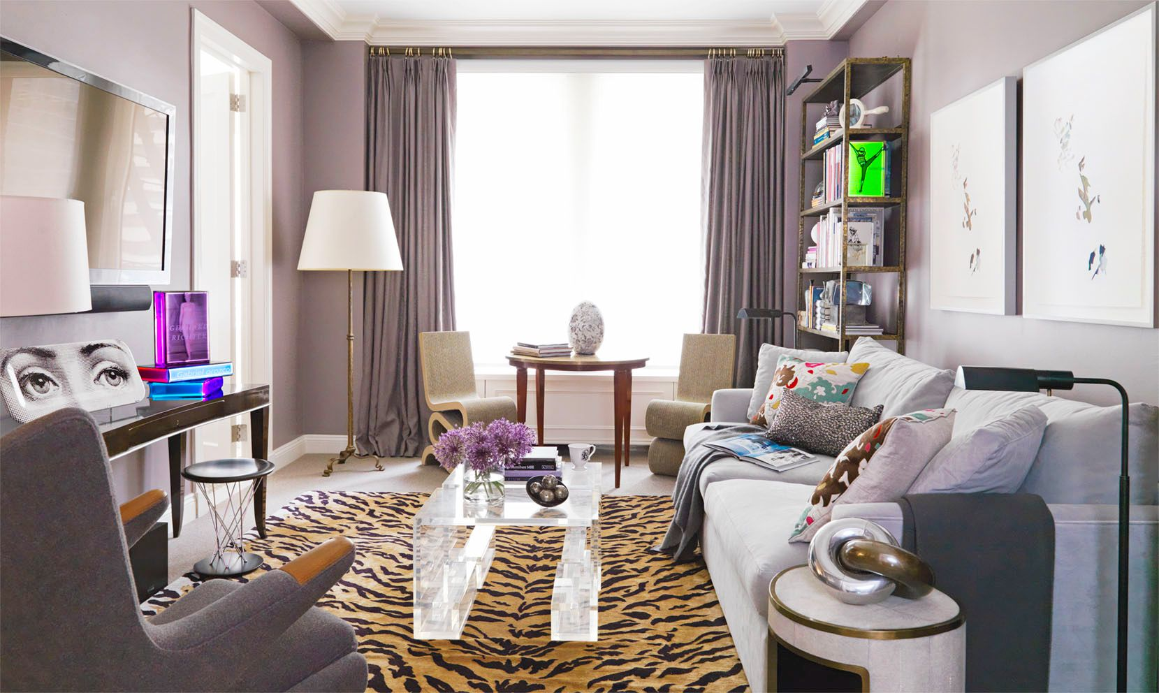 40 Best Living Room Color Ideas Top, Paint Your Living Room