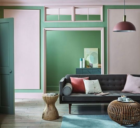 Colour schemes to make your living room happy & Living room colour schemes | Living Room Ideas