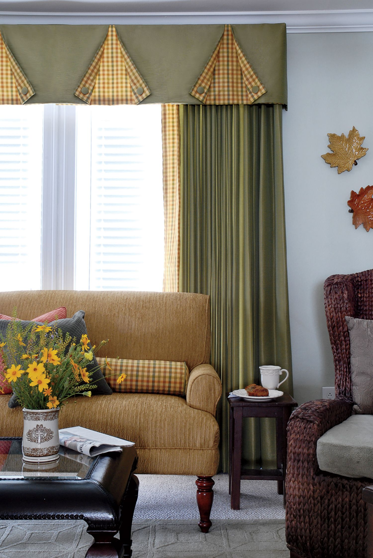 20 Best Living Room Curtain Ideas