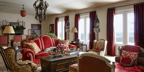 55 Inspiring Living Room Curtain Ideas - Elegant Window Drapes