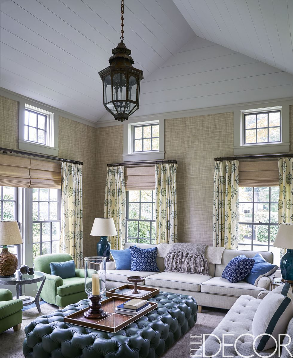 40+ Living Room Curtains Ideas - Window Drapes for Living Rooms