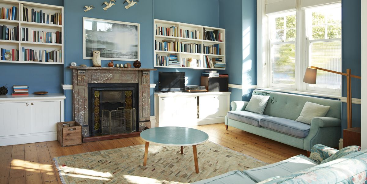 Design experts on their living room decor ideas