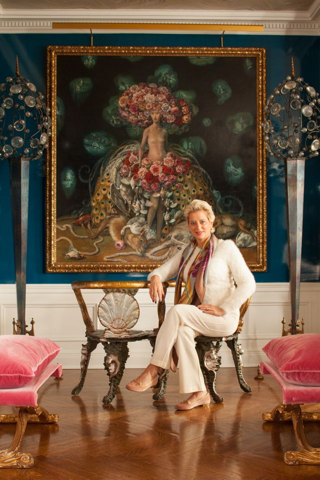 you can now book dorinda medley's berkshires estate on airbnb