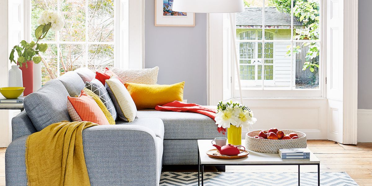 Top 3 most popular colours to paint your home