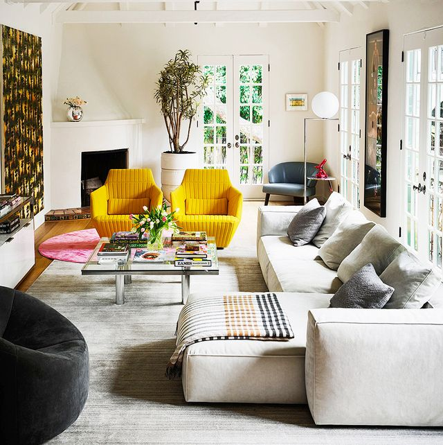 55 Best Living Room Decorating Ideas & Designs