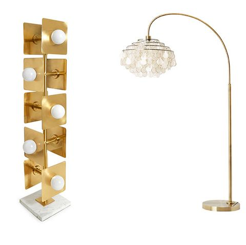 Modern lighting ideas designer lamps and light fixtures living room lamps floor lamps aloadofball Image collections