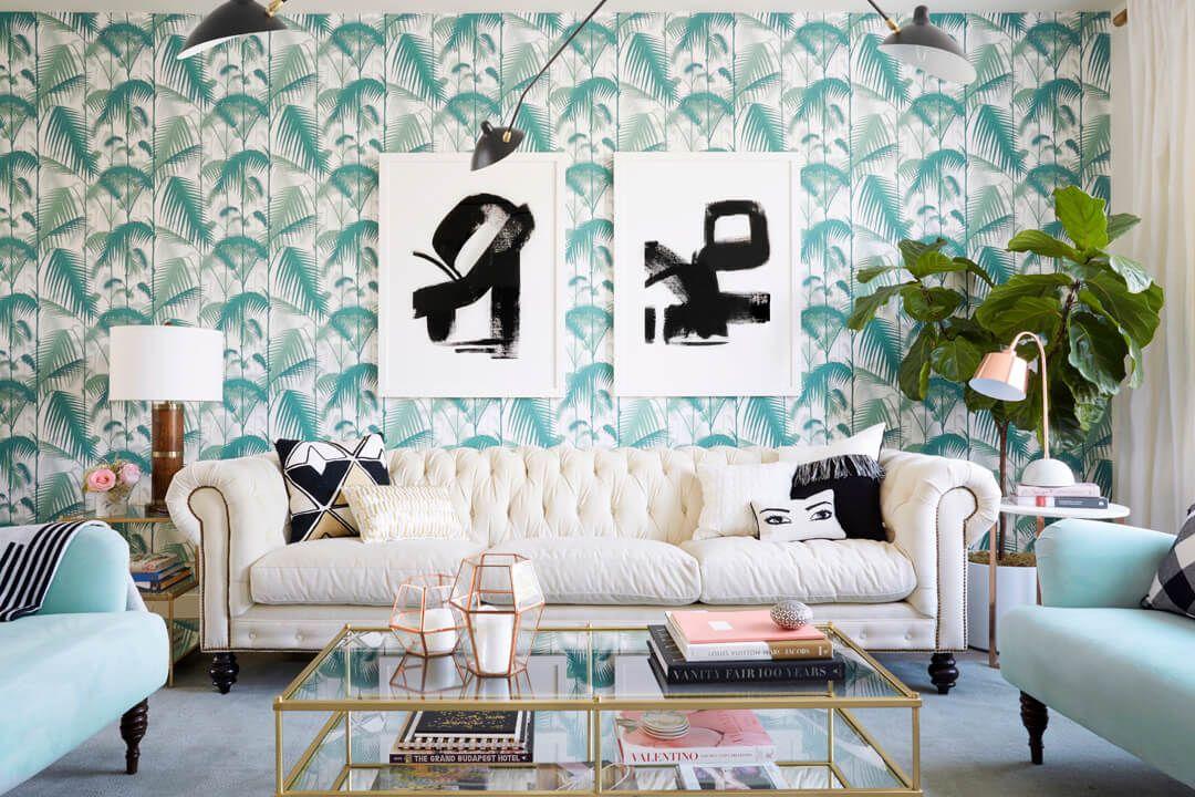 Beautiful 14 Blue And White Rooms That Prove U0027Classicu0027 Doesnu0027t Mean U0027Old Timeyu0027