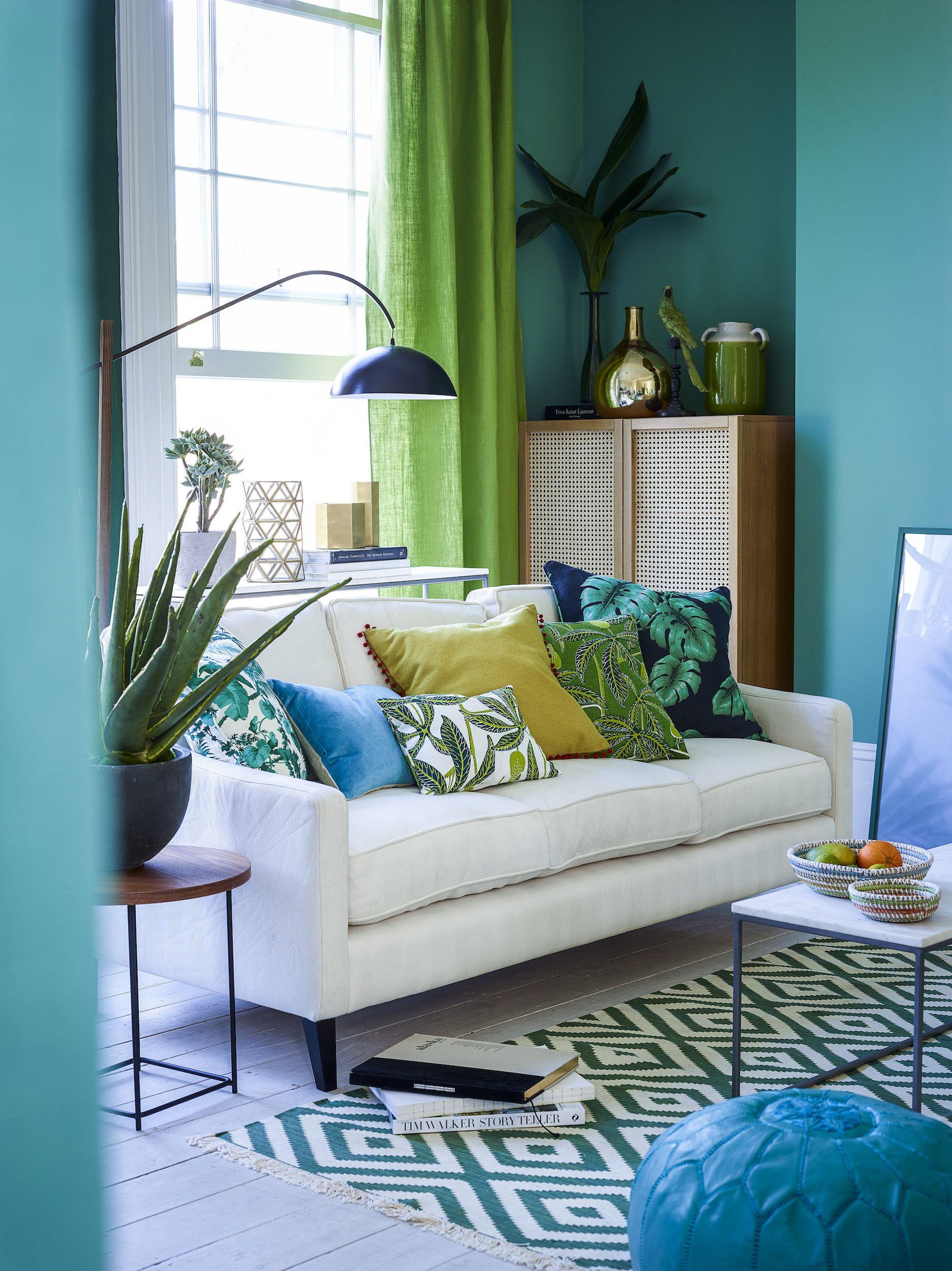 The Best Colour Palettes For A Zen Home