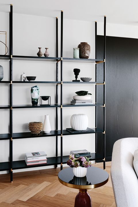 15 Stylish And Clever Living Room Storage Ideas