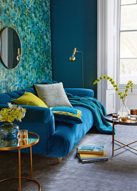 8 Velvet Room Decor Ideas Decorating With Velvet
