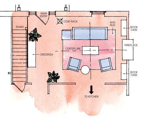 Living Room Setup Ideas, Living Room Layouts