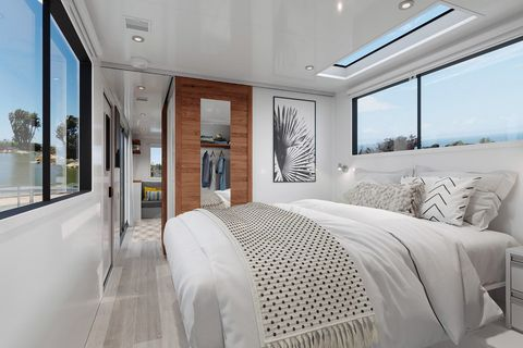 Surprising This Tiny House On Wheels Is The Classiest Trailer Ever Complete Home Design Collection Papxelindsey Bellcom