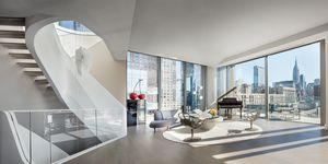 In vendita l'attico di Zaha Hadid, West Chelsea, New York