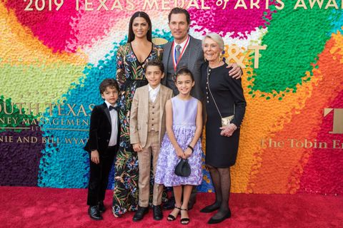 Matthew Mcconaughey And Wife Camila Alves S Sweet Love Story