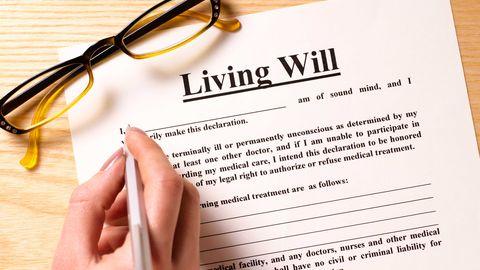 death illness planning livingwill
