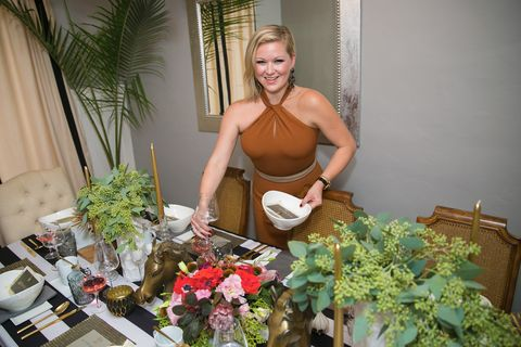 Table and Teaspoon Table Setting Service Owner