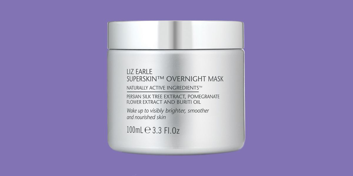 Liz Earle Superskin Overnight Mask Review