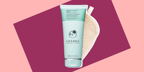 Liz Earle Cleanse and Polish for body review