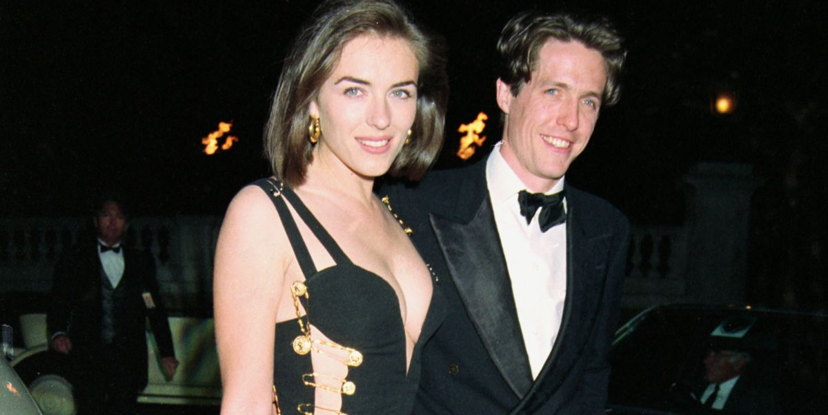 Elizabeth Hurley On That Versace Dress It Really Wasnt That Big A